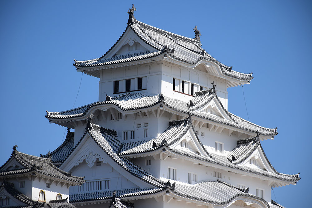 白鷺の天守閣がよみがえった姫路城を歩く。 その5 ~西の丸~_e0158128_19582008.jpg