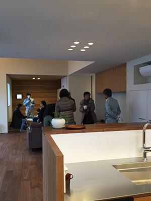 「松戸の家」完成見学会を行いました_f0170331_14102072.jpg