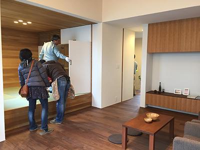 「松戸の家」完成見学会を行いました_f0170331_14103733.jpg