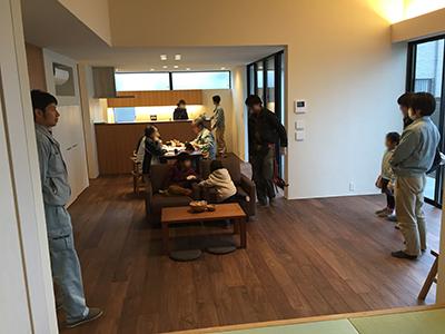 「松戸の家」完成見学会を行いました_f0170331_14104560.jpg