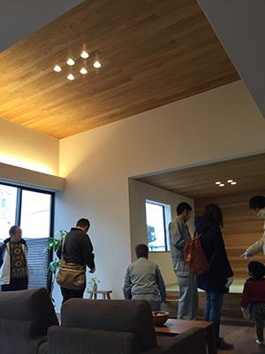 「松戸の家」完成見学会を行いました_f0170331_14105324.jpg