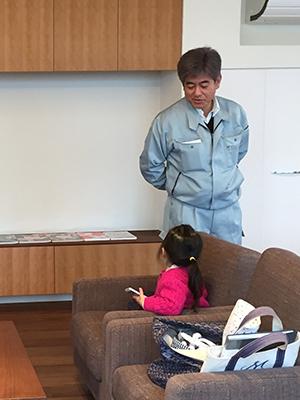 「松戸の家」完成見学会を行いました_f0170331_14164121.jpg