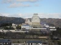お客様と姫路城の_a0298652_1901074.jpg