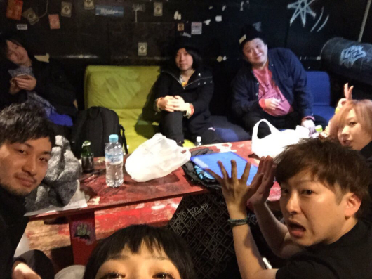 2016/1/31「心斎橋キングコブラ」_e0242155_01323984.jpg
