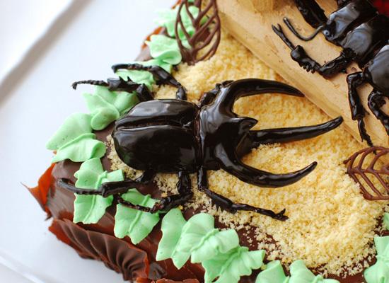 次男6歳の誕生日ケーキ_c0169657_00382202.jpg
