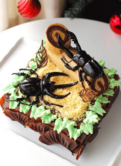次男6歳の誕生日ケーキ_c0169657_00411747.jpg
