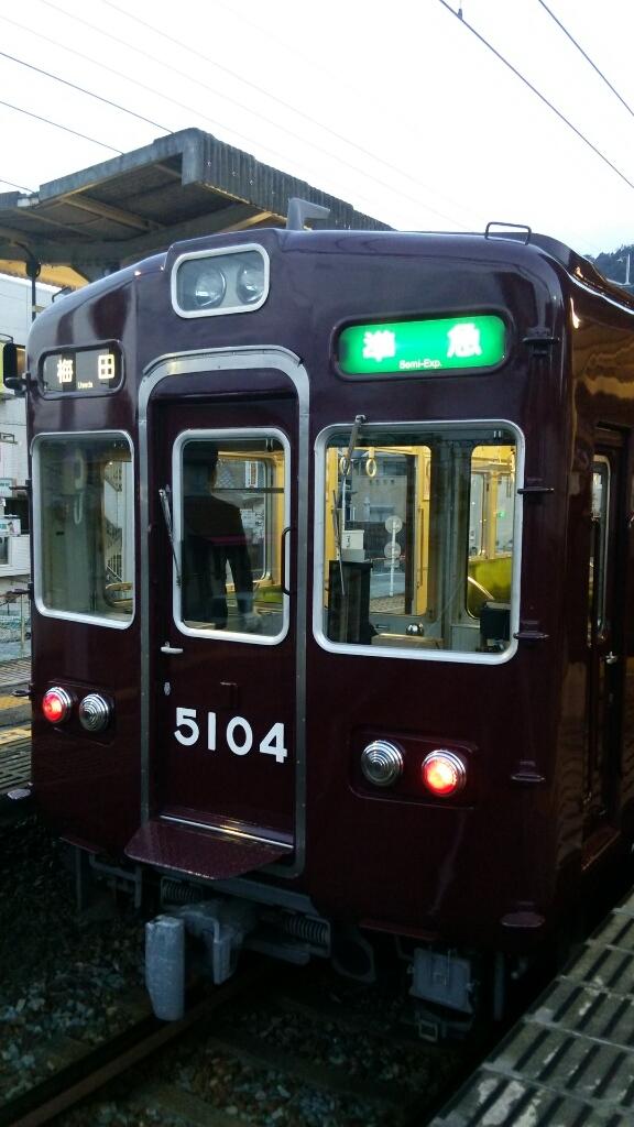 阪急5106F  箕面準急_d0202264_06581918.jpg