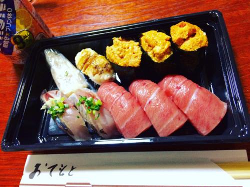 苗場のお寿司⭐︎しらかば_c0151965_07261483.jpg