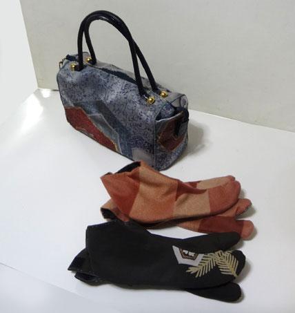 足袋とカバン_e0090670_039331.jpg