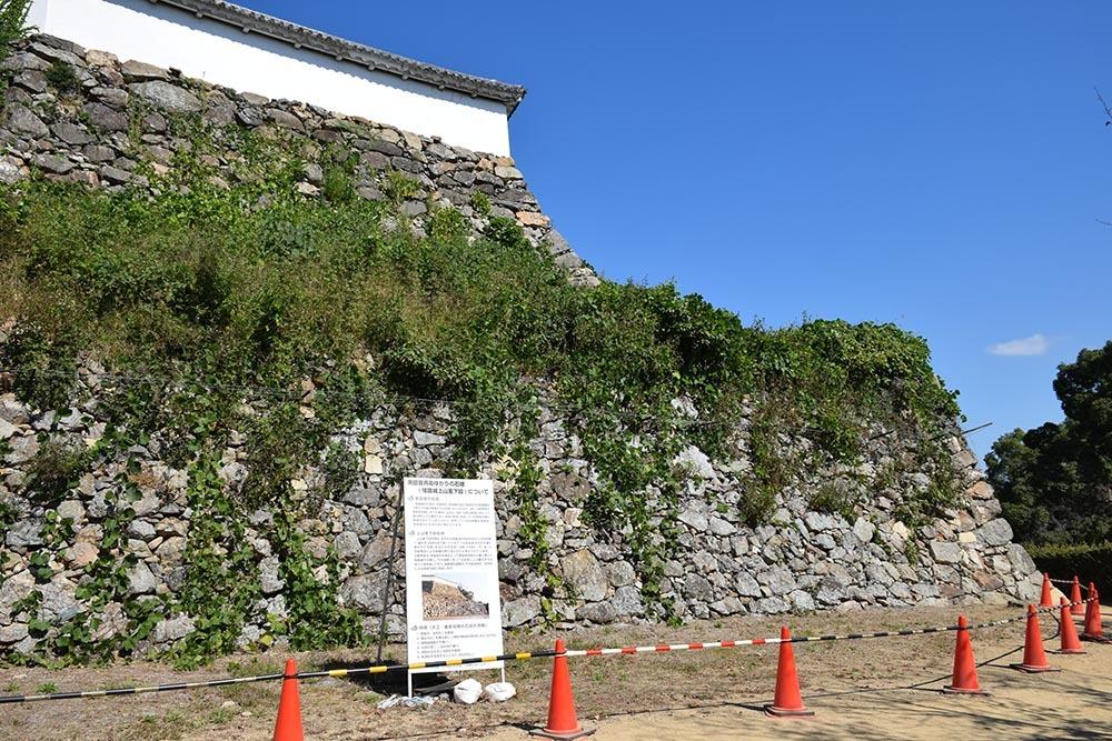 白鷺の天守閣がよみがえった姫路城を歩く。 その6 ~下山里~_e0158128_17481159.jpg