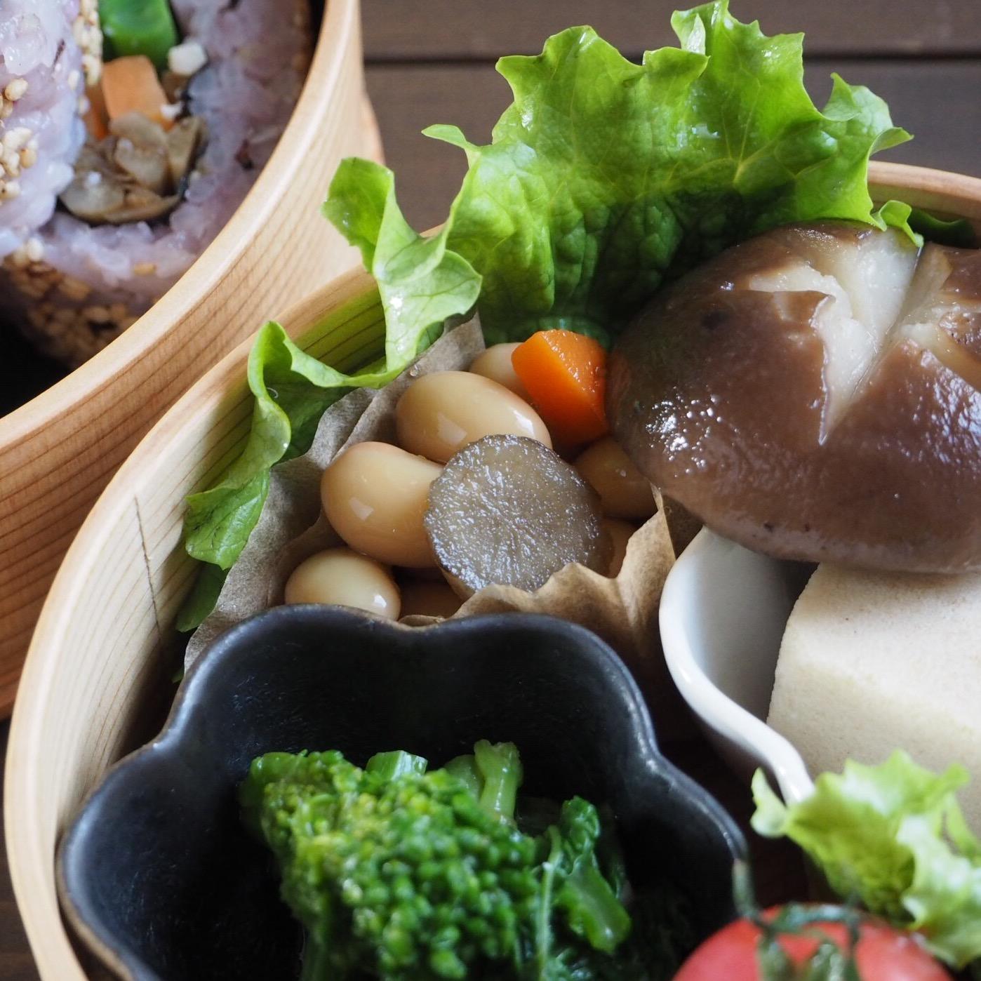 裏巻き寿司の恵方巻き弁当_c0270834_811045.jpg