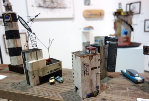 """戸倉弘一朗個展 """"海と機械の街"""" ご案内です。_a0017350_01420370.jpg"""