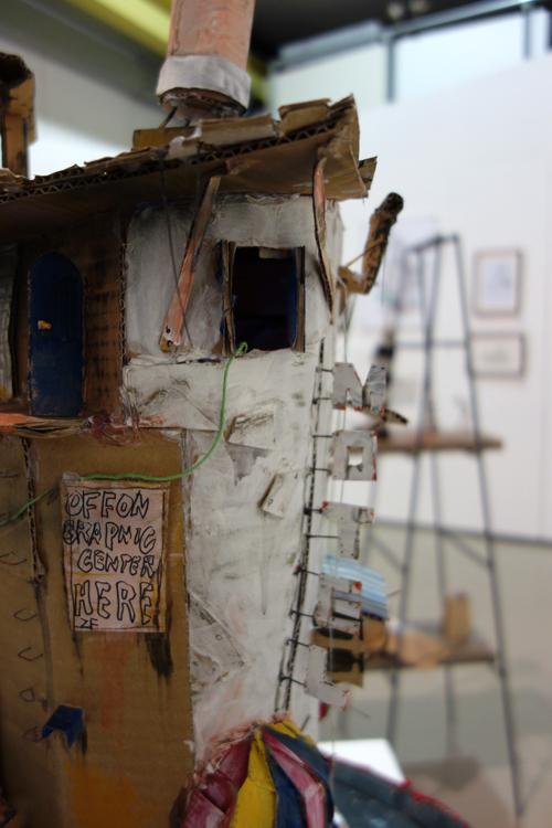 """戸倉弘一朗個展 """"海と機械の街"""" ご案内です。_a0017350_01424173.jpg"""