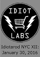 NYで恒例の仮装ショッピング・カートのレース(Idiotarod)_b0007805_611291.jpg