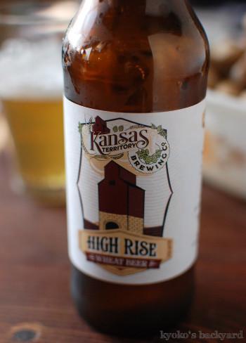 茹でピーナッツとカンザスの地ビール_b0253205_13553101.jpg