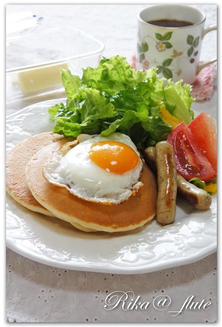 今日の朝ごはんプレート と・・・私の毎日の普通~な晩御飯の数々!_c0103827_11563326.jpg