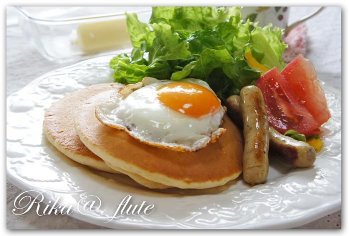 今日の朝ごはんプレート と・・・私の毎日の普通~な晩御飯の数々!_c0103827_11571721.jpg