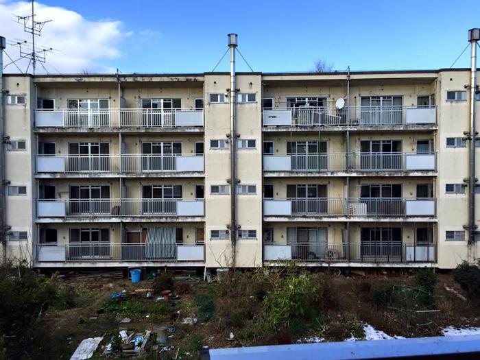 都営霞ヶ丘アパート / iPhone 6_c0334533_00524088.jpg