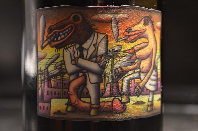 本日のグラスワイン&もろもろ_a0114049_1433471.jpg