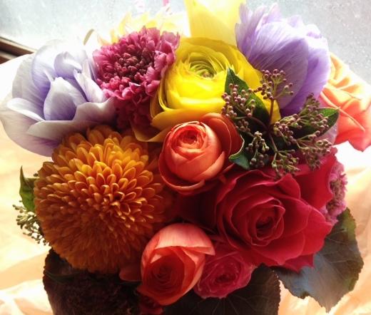Flower lesson♥_f0168650_1942030.jpg