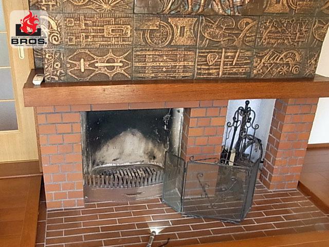 奈良県 奈良市 暖炉 現場調査_e0340651_14224517.jpg