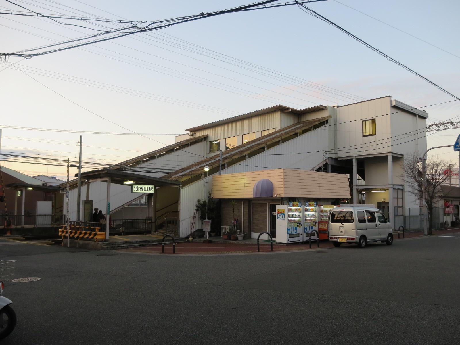 南海高野線浅香山駅界隈に行ってきた。_c0001670_20360544.jpg