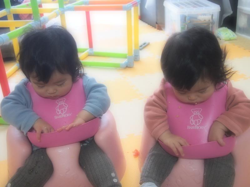 双子離乳食その1_e0030586_2304168.jpg