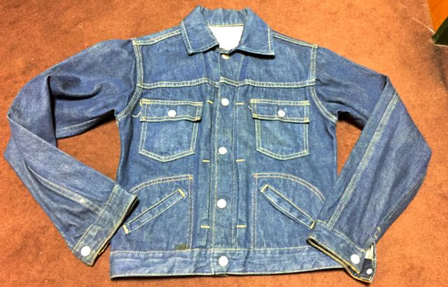 2/6(土)入荷!60s~Penny\'s Denim Jacket!_c0144020_1435734.jpg