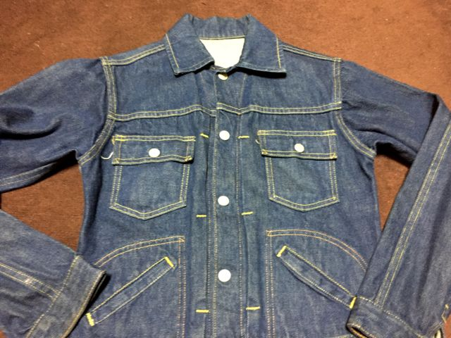 2/6(土)入荷!60s~Penny\'s Denim Jacket!_c0144020_144168.jpg