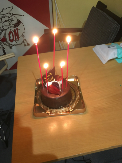 2016/2/3「おかげさまで32歳になりました!」_e0242155_09380543.jpg