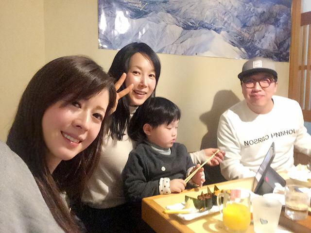 韓国から友達が来た⭐︎_c0151965_16073987.jpg