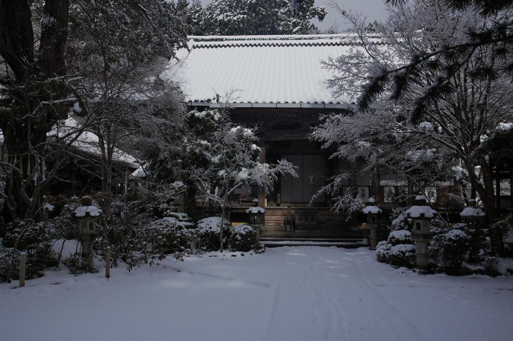 西明寺 雪景色 2016_f0021869_23171281.jpg