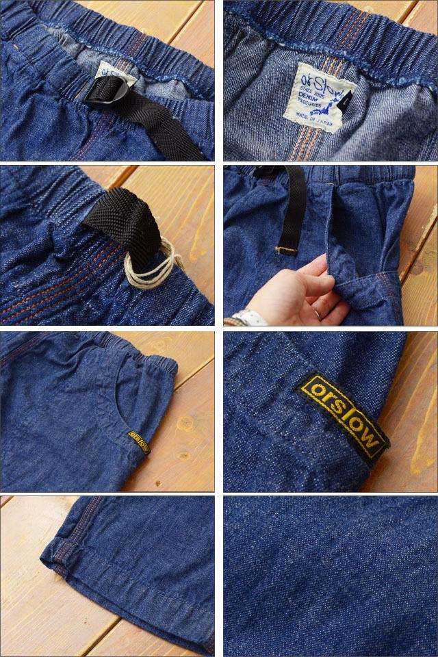 orslow[オアスロウ] UNISEX CLIBMING PANTS DENIM [03-7005-81] MEN\'S/LADY\'S_f0051306_21555610.jpg