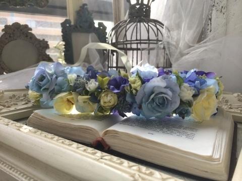 ブルーの花冠_e0128024_17213174.jpg