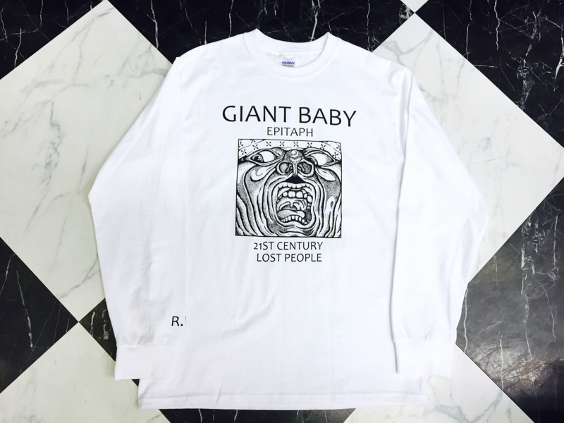 「 GIANTBABY ORIGINAL ITEM 」_c0078333_15142532.jpg