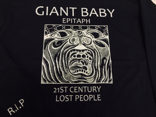 「 GIANTBABY ORIGINAL ITEM 」_c0078333_15142640.jpg