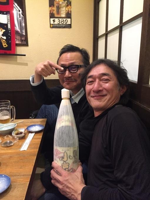 西田幹さんサルサユニット東京公演_a0103940_05420166.jpg