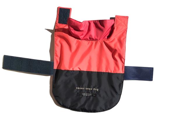 LIMONTA PREMIUM & H2OFF DOG Jacket reversible  リモンタ プレミアム ドッグ ジャケット リバーシブル_d0217958_12224611.jpg