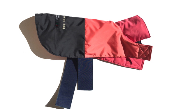LIMONTA PREMIUM & H2OFF DOG Jacket reversible  リモンタ プレミアム ドッグ ジャケット リバーシブル_d0217958_12225817.jpg