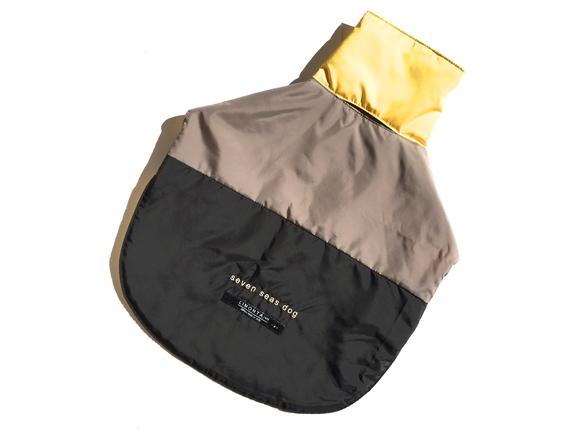 LIMONTA PREMIUM & H2OFF DOG Jacket reversible  リモンタ プレミアム ドッグ ジャケット リバーシブル_d0217958_12232927.jpg