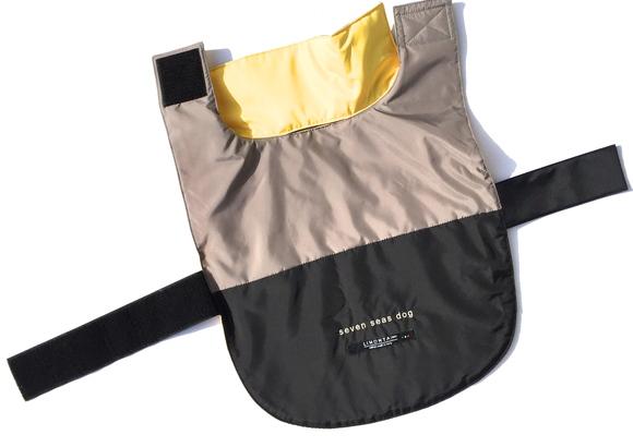 LIMONTA PREMIUM & H2OFF DOG Jacket reversible  リモンタ プレミアム ドッグ ジャケット リバーシブル_d0217958_1223486.jpg