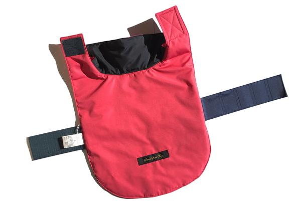 LIMONTA PREMIUM & H2OFF DOG Jacket reversible  リモンタ プレミアム ドッグ ジャケット リバーシブル_d0217958_122382.jpg