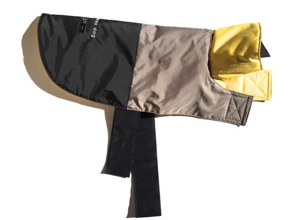 LIMONTA PREMIUM & H2OFF DOG Jacket reversible  リモンタ プレミアム ドッグ ジャケット リバーシブル_d0217958_1224175.jpg