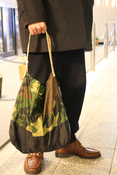 【NEW ARRIVAL】 JULY NINE BAGS_b0121563_175346100.jpg
