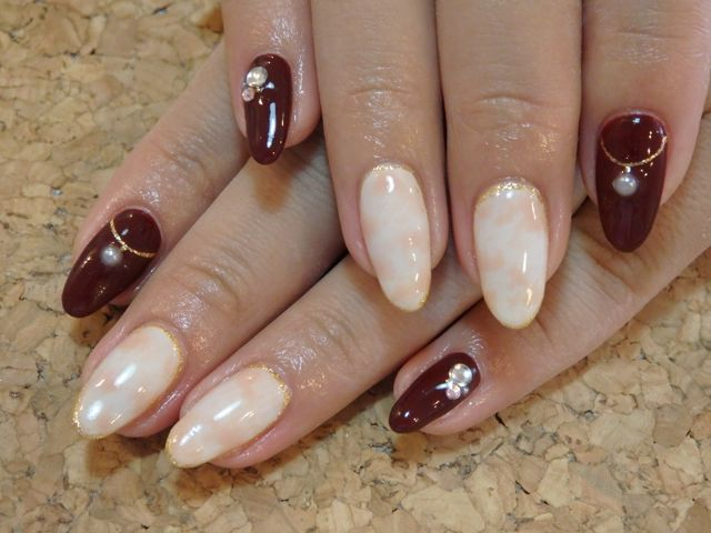 Marble Nail_a0239065_136895.jpg