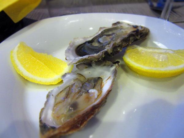 オープンしたばかり!!新鮮なお魚をお手頃に食べれるお店★FIRENZE_c0179785_1255661.jpg