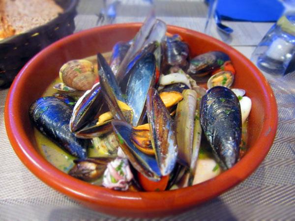 オープンしたばかり!!新鮮なお魚をお手頃に食べれるお店★FIRENZE_c0179785_126620.jpg