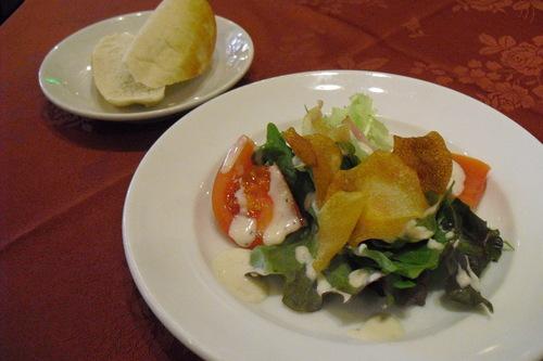 赤坂スペインクラブAla(アラ) 『本日の肉料理』_a0326295_19142129.jpg