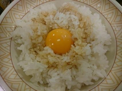 2/7  とん汁たまごかけごはん朝食ごはん大盛り¥360@すき家_b0042308_07043571.jpg