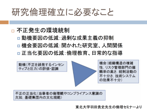 兵庫医科大学にて研究倫理講演ほか_d0028322_21481584.jpg